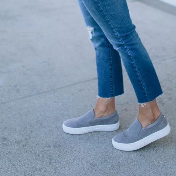 Steve Madden Gills Slipon Sneakers